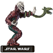 Star Wars Miniature - Yomin Carr, #60 - Rare