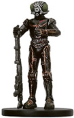 Star Wars Miniature - 4-LOM, Bounty Hunter, #32 - Rare