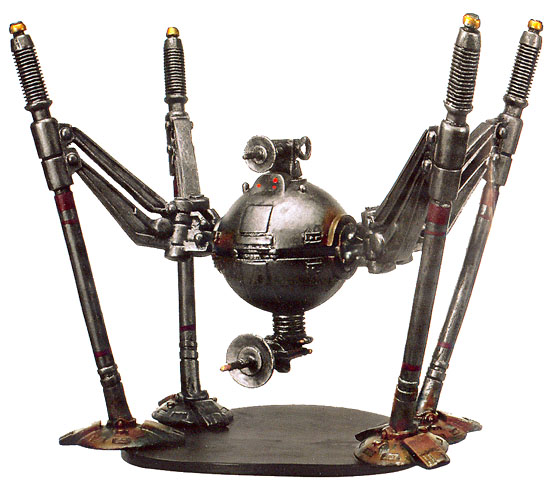 Star Wars Miniature - Commerce Guild Homing Spider Droid, #2 - Uncommon