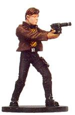 Star Wars Miniature - Corellian Pirate, #24 - Uncommon
