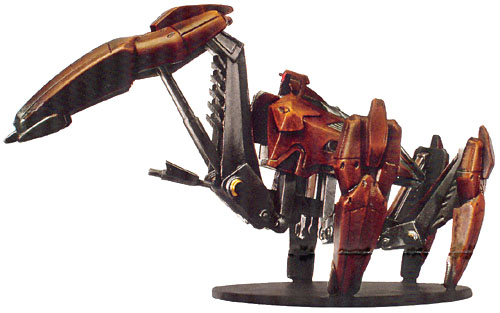 Star Wars Miniature - Huge Crab Droid, #5 - Uncommon