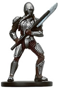 Star Wars Miniature - Mandalorian Warrior, #60 - Common