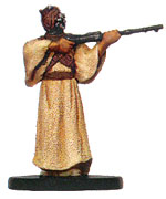 Star Wars Miniature - Tusken Raider Sniper, #48 - Common