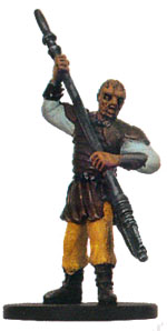 Star Wars Miniature - Weequay Leader, #50 - Uncommon