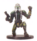 Star Wars Miniature - Clone Commander Gree, #23 - Rare