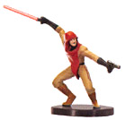 Star Wars Miniature - Dark Jedi, #7 - Uncommon