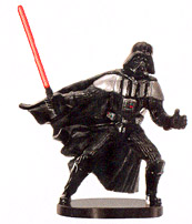 Star Wars Miniature - Darth Vader, Champion of the Sith, #49 - Very Rare