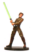 Star Wars Miniature - Jacen Solo, #53 - Very Rare