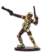 Star Wars Miniature - Kashyyyk Trooper, #29 - Common