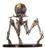 Star Wars Miniature - Octuptarra Droid, #42 - Rare