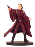 Star Wars Miniature - Queen Amidala, #31 - Rare