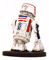 Star Wars Miniature - R5 Astromech Droid, #58 - Common