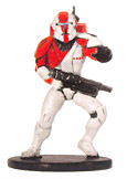 Star Wars Miniature - Republic Commando - Boss, #33 - Uncommon