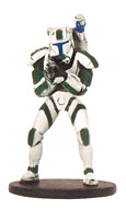 Star Wars Miniature - Republic Commando - Fixer, #34 - Common