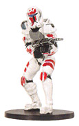 Star Wars Miniature - Republic Commando - Sev, #36 - Common