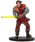 Star Wars Miniature - Ulic Qel-Droma, #19 - Very Rare