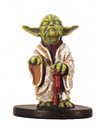 Star Wars Miniature - Yoda of Dagobah, #45 - Very Rare