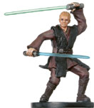 Star Wars Miniature - Anakin Skywalker, #3 - Very Rare
