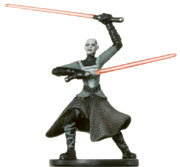 Star Wars Miniature - Asajj Ventress, #27 - Rare