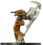 Star Wars Miniature - Battle Droid on STAP, #32 - Rare