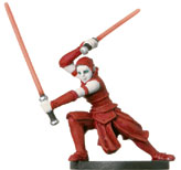 Star Wars Miniature - Dark Side Acolyte, #34 - Uncommon