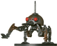 Star Wars Miniature - Dwarf Spider Droid, #39 - Rare