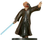 Star Wars Miniature - Plo Koon, #22 - Rare