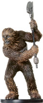 Star Wars Miniature - Wookiee Commando, #59 - Uncommon