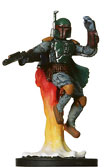 Star Wars Miniature - Boba Fett, #42 - Very Rare