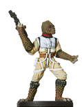 Star Wars Miniature - Bossk, #56 - Rare