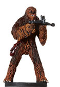 Star Wars Miniature - Chewbacca, #3 - Rare