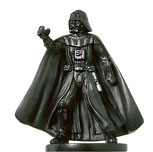 Star Wars Miniature - Darth Vader, Dark Jedi, #21 - Rare