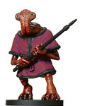 Star Wars Miniature - Ithorian Scout, #49 - Uncommon