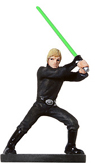 Star Wars Miniature - Luke Skywalker, Jedi Knight, #9 - Very Rare