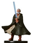 Star Wars Miniature - Obi-Wan Kenobi, #11 - Very Rare