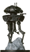 Star Wars Miniature - Probe Droid, #31 - Very Rare