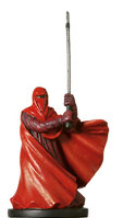 Star Wars Miniature - Royal Guard - RBS, #32 - Uncommon