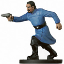 Star Wars Miniature - Bail Organa, #5 - Very Rare
