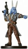 Star Wars Miniature - Chagrian Mercenary Commander, #43 - Uncommon