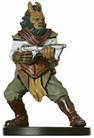 Star Wars Miniature - Gotal Fringer, #45 - Uncommon