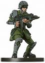 Star Wars Miniature - Human Mercenary, #46 - Uncommon