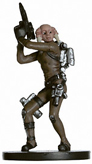 Star Wars Miniature - Iktotchi Tech Specialist, #47 - Uncommon