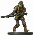Star Wars Miniature - Neimoidian Soldier #36, #36 - Uncommon