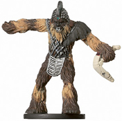 Star Wars Miniature - Wookiee Berserker, #22 - Common