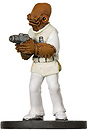 Star Wars Miniature - Admiral Ackbar, #43 - Very Rare