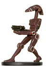 Star Wars Miniature - Battle Droid, #6 - Uncommon