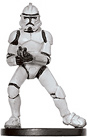 Star Wars Miniature - Clone Trooper, #1 - Common