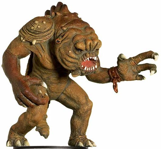 Star Wars Miniature - Rancor, #26 - Very Rare