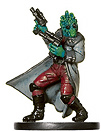 Star Wars Miniature - Rodian Black Sun Vigo, #28 - Uncommon