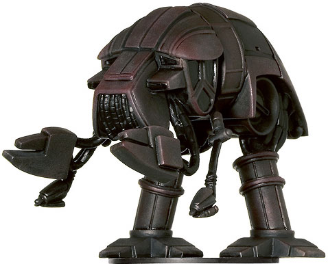 Star Wars Miniature - X-1 Viper Droid, #32 - Uncommon